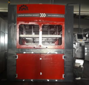 Thermfoorming Machine